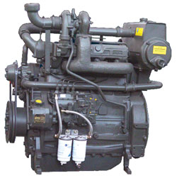 Deutz-Marine-Engine