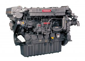 Yanmar-engine